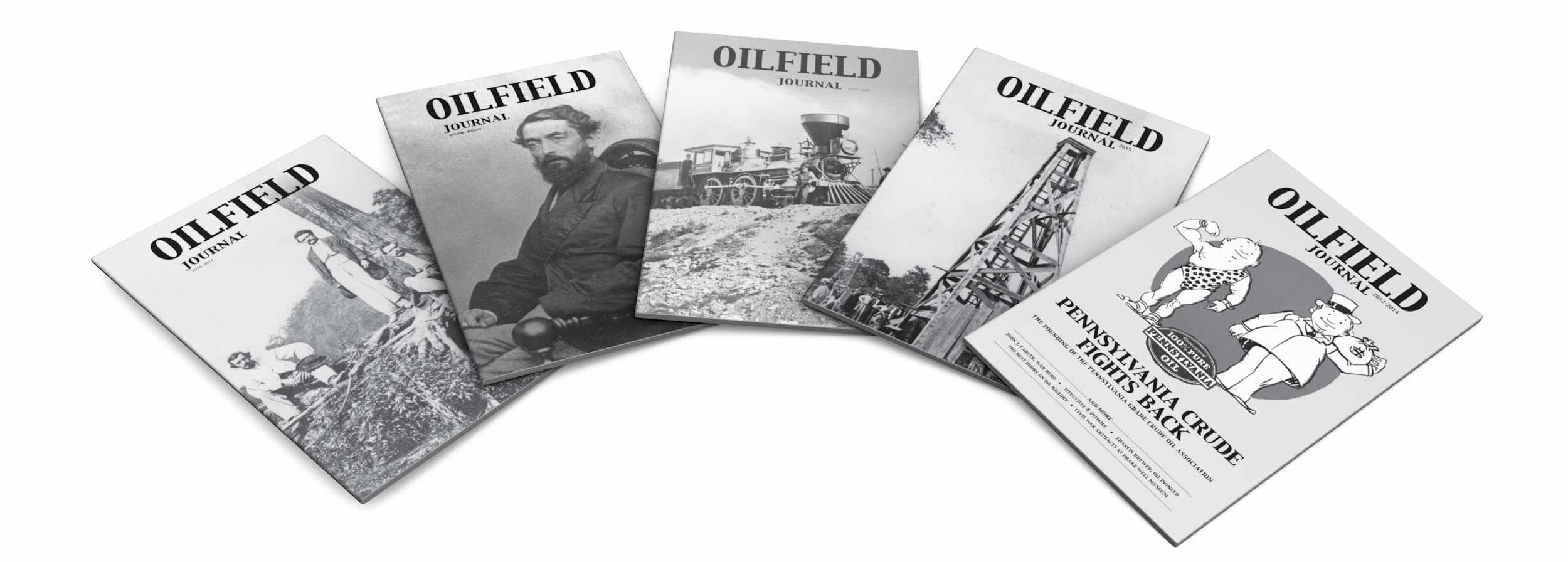 Drake Well's OilField Journal
