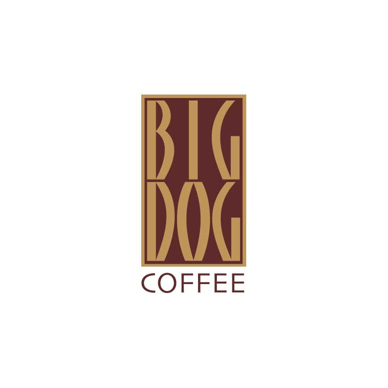 Big Dog Coffee Logo