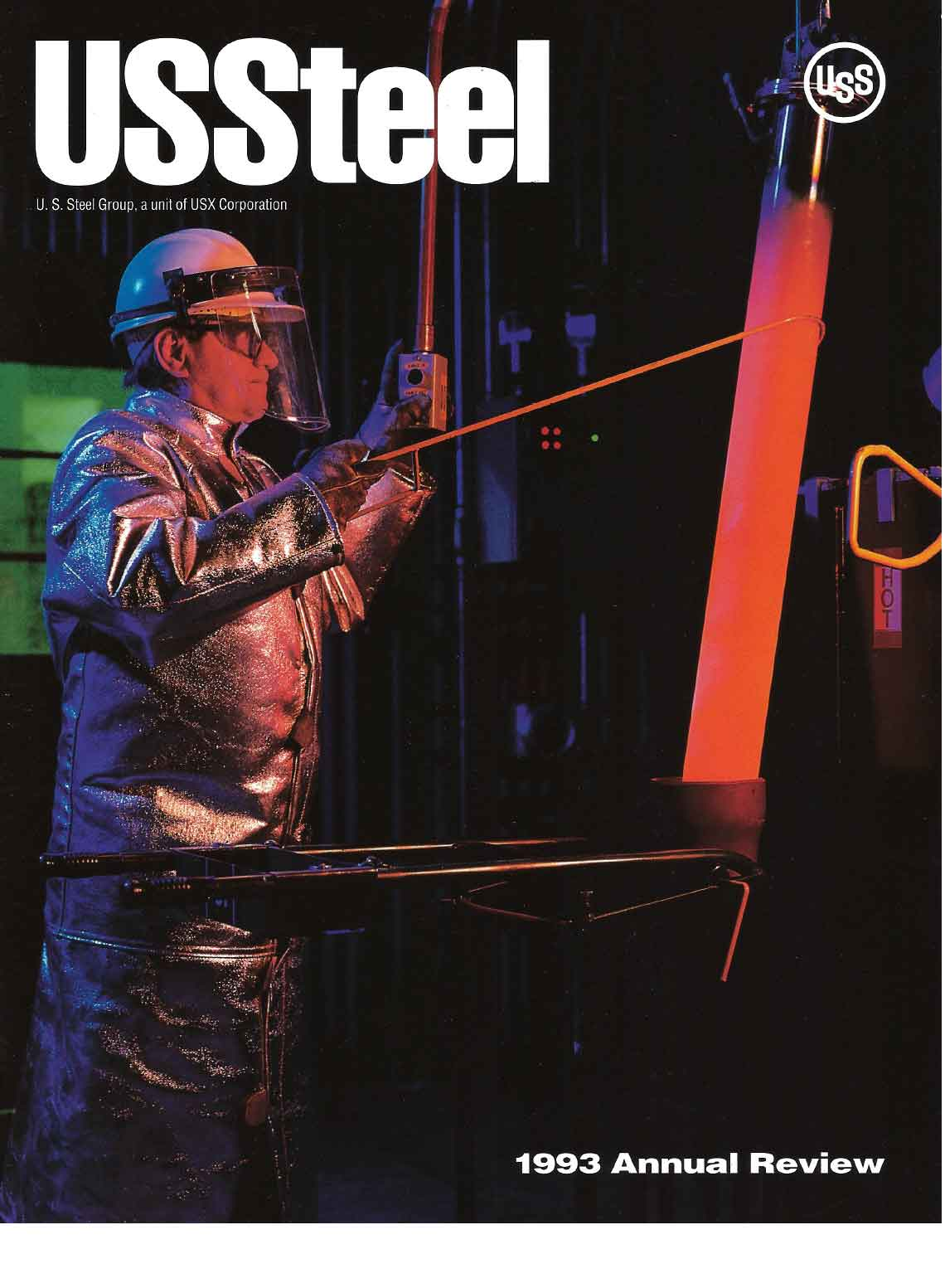 U.S. Steel 1993 Annual Review